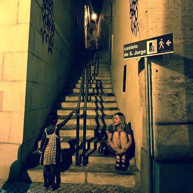 Lost in Lisbon........ ???????????? https://t.co/a8d8ZFSY86