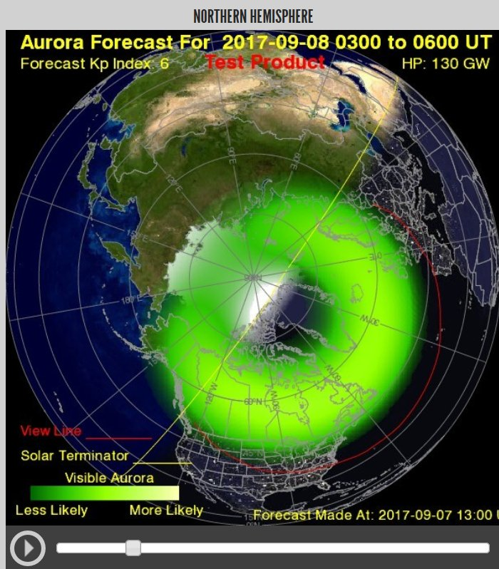 Another chance to see Northern Lights in Michigan Thursday night