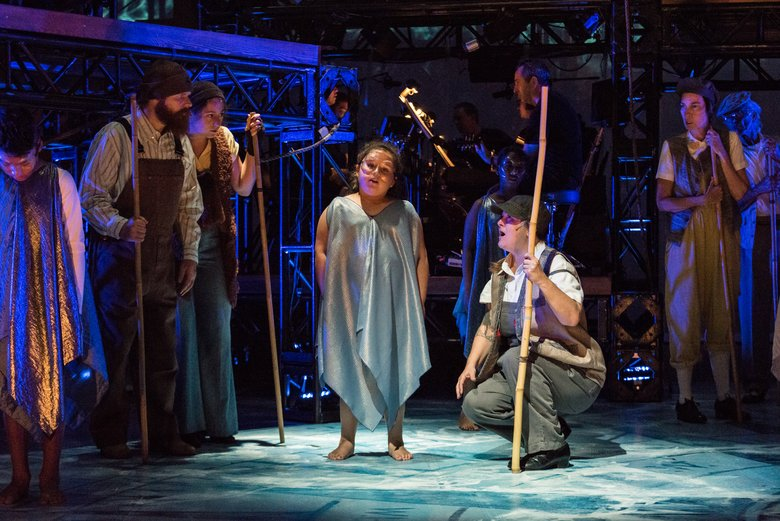 The odyssey of Seattle Rep's community-based 'Odyssey'