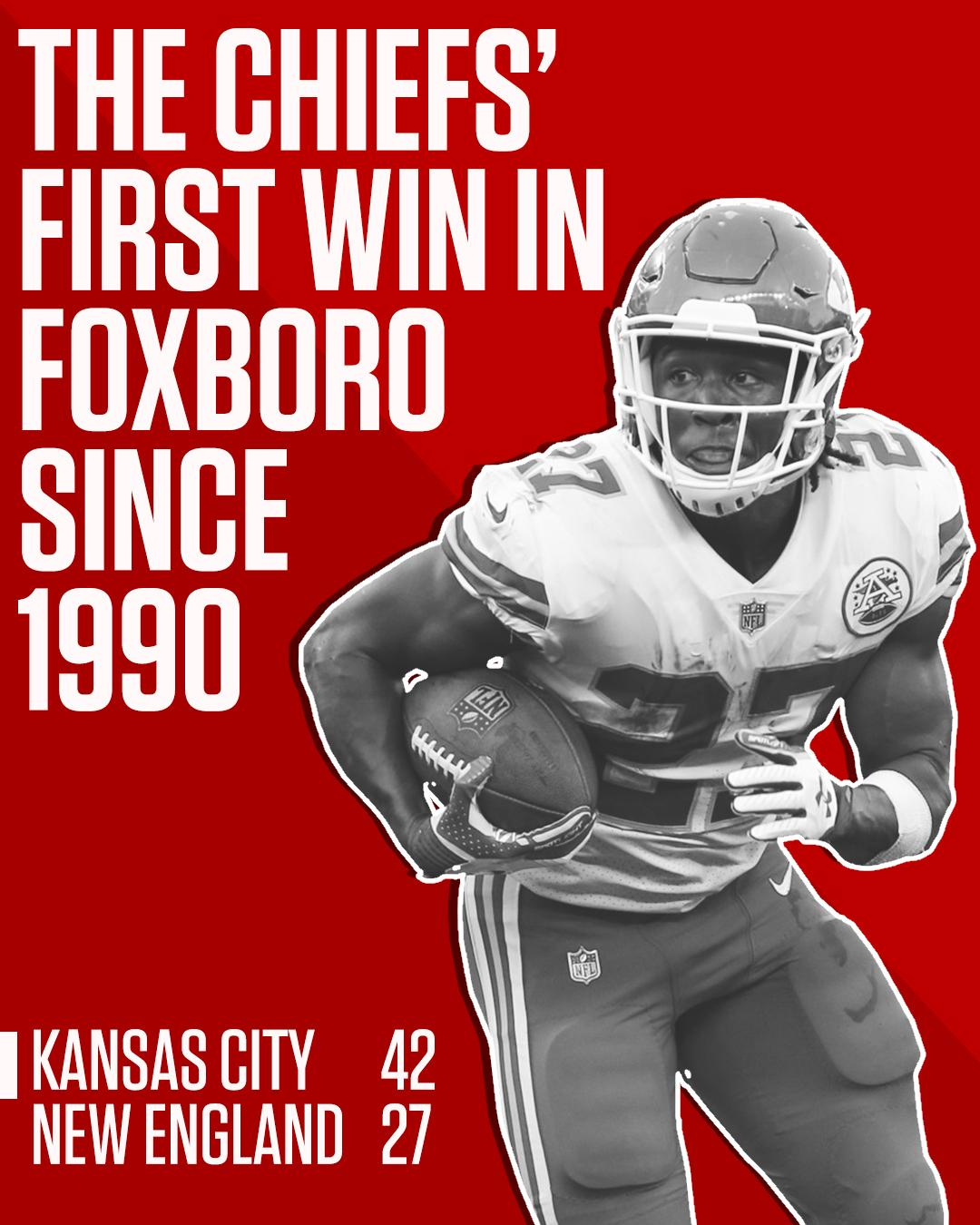 Not an easy place to win, but Kansas City got it done. https://t.co/NDcKftFhEm