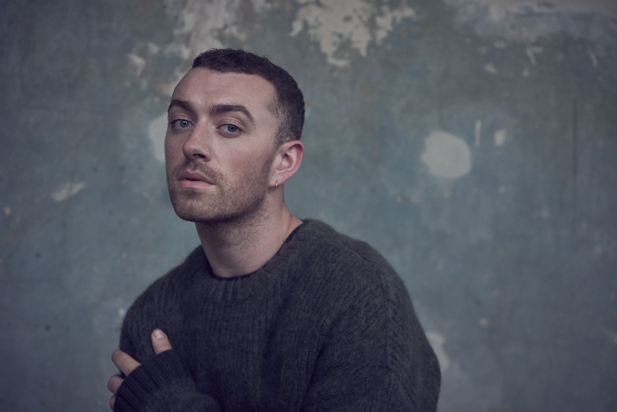 ".@samsmithworld returns with his 1st song in 2 years. Listen to ""Too Good At Goodbyes' now: https://t.co/hqPohdGeHW https://t.co/hQrptgsQsF"