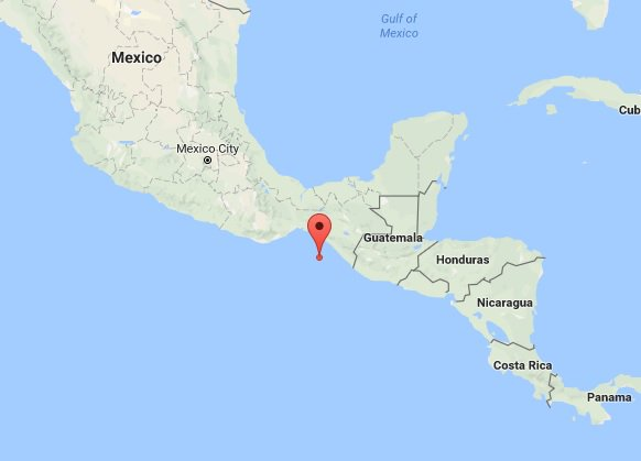 MORE: Major 8.0-magnitude earthquake strikes off southern Mexico, tsunami alert issued https://t.co/kvw9lBehOQ https://t.co/Z1hDhjmvdO