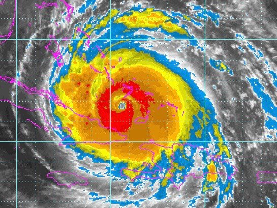 The worst case scenario for Hurricane Irma looks likely. https://t.co/wLm5F6WFiG https://t.co/QcfalIkdoR