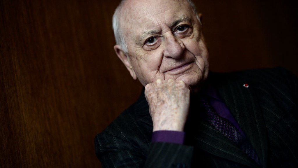 Pierre Bergé, long-time business partner and companion of Yves Saint Laurent, dies at 86