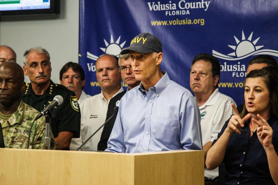 Gov. Scott: Hurricane Irma is 'powerful and deadly'