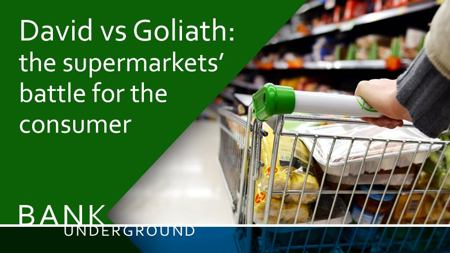 How are supermarket price wars affecting inflation? https://t.co/05QMvZ5aid #BankUnderground https://t.co/5tyya18MfB