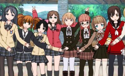 【朗報】10人の女の子が楽しくおしゃべりする可愛いアニメ「てさぐれ!」が再放送するぞおおお!アニメ監督:たつき