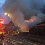 Nelson home consumed by fiery blaze