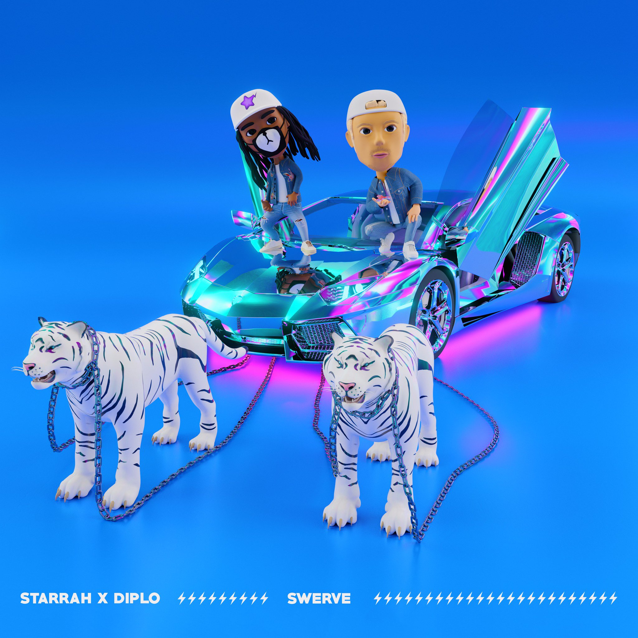 'SWERVE' BY @iStarrah x @diplo OUT NOW  https://t.co/WEShsXjlCK https://t.co/0UOpAOQPS1