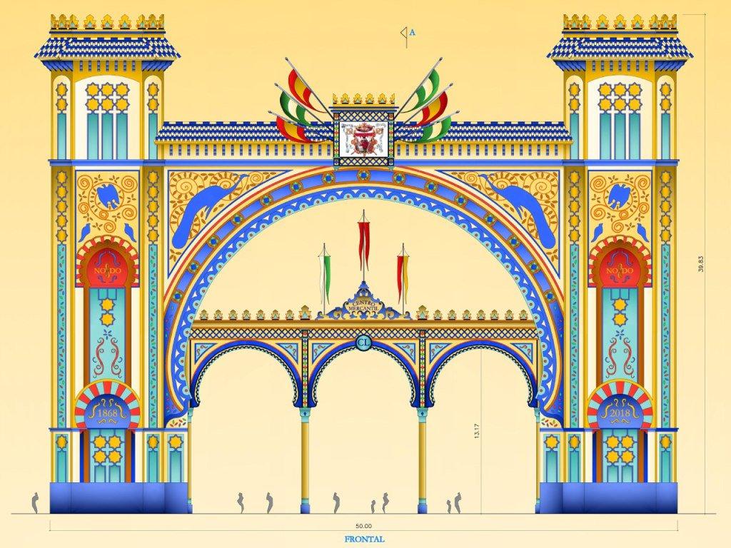 Una portada de Feria llena de detalleshistóricos https://t.co/WGqrA0VQfB https://t.co/wtQzxFkvJL