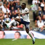 Tottenham's Victor Wanyama out for weeks with knee injury