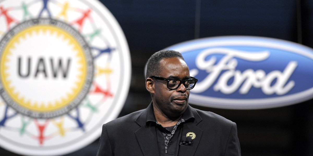 Ford CEO to make Street wait as UAW gets vision first