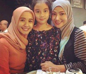 Erra Fazira congratulates ex-husband on marriage to Indonesian star