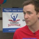 Parkinson's fundraising walk a major source of money for research