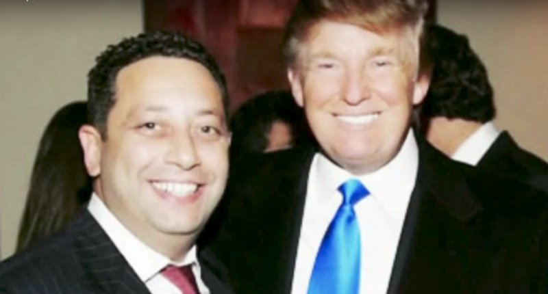 Longtime Trump associate floated this bizarre ulterior motive for Moscow Tower