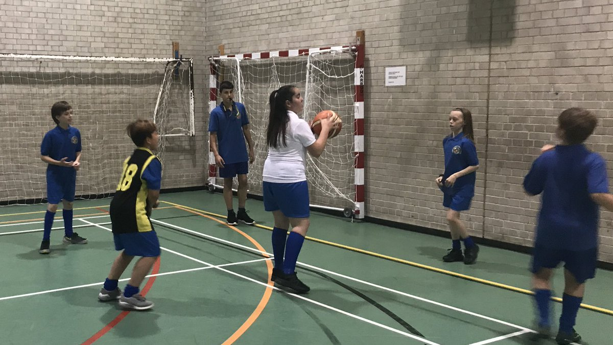 test Twitter Media - The year 7s finding their feet at basketball practice! JB https://t.co/JKDMYWcB0m