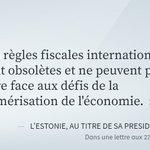 L'UE ouvre le chantier de la taxation des Gafa la semaine prochaine