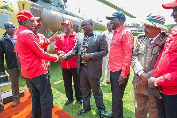 Former Bomet Governor Isaac Ruto reveals why he ditched Raila Odinga for President Uhuru Kenyatta