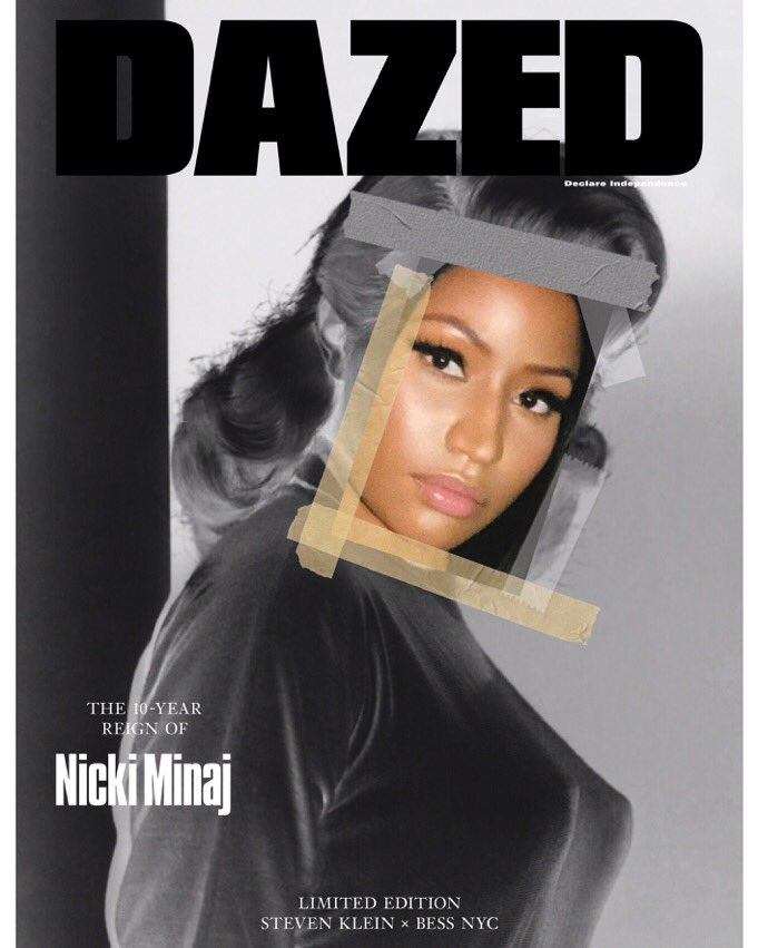 So in love with the September issue of @Dazed ???????????????? Check out all 3 covers!!! https://t.co/P11xCr0TKJ