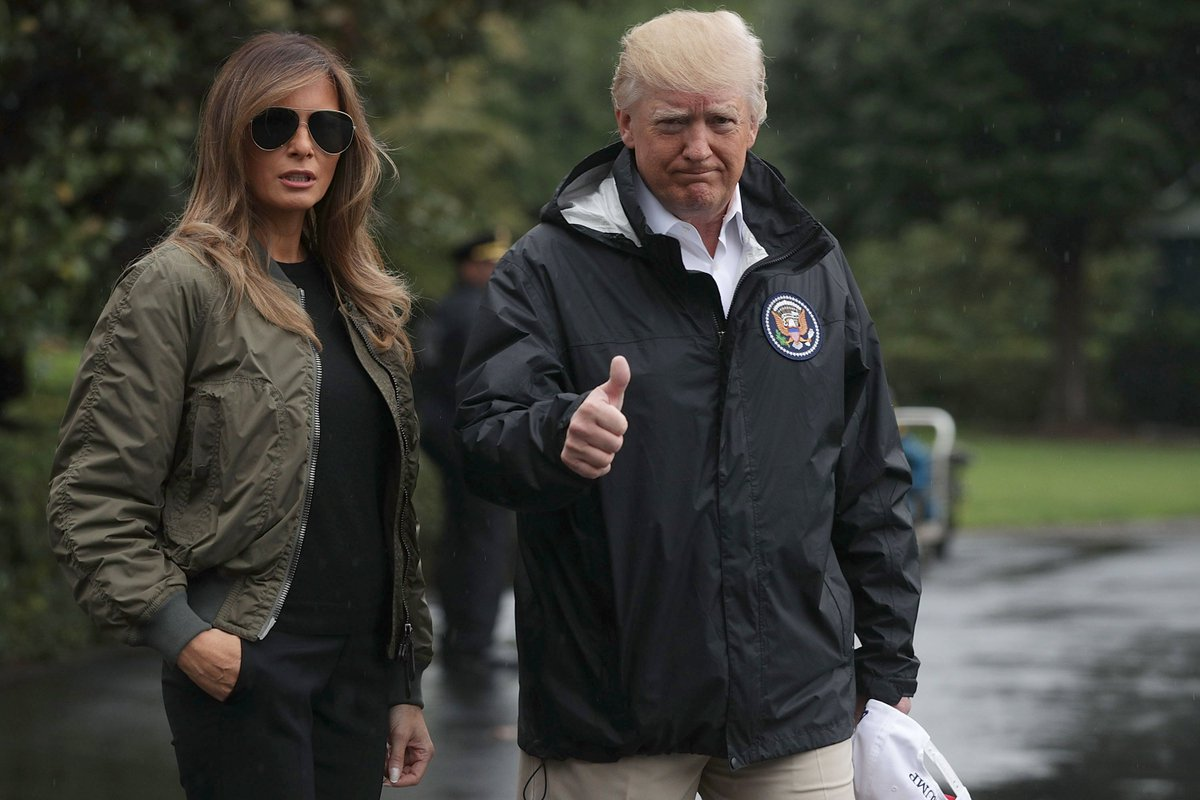 Is Donald Trump profiting off natural disasters like Hurricane Irma?