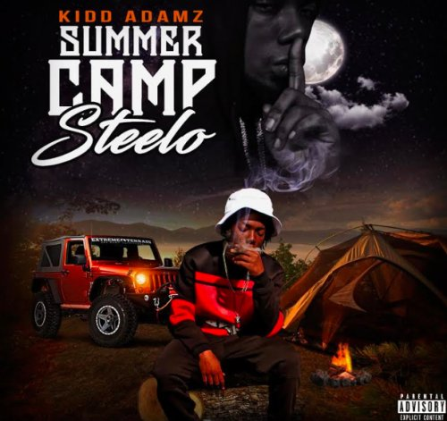 EP: @KiddAdamz - 'Summer Camp Steelo' https://t.co/3fUcwEVqqP https://t.co/TUYm3Bctxt