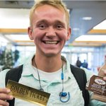 BYU students compete in Willy Wonka-style chocolate milk contest