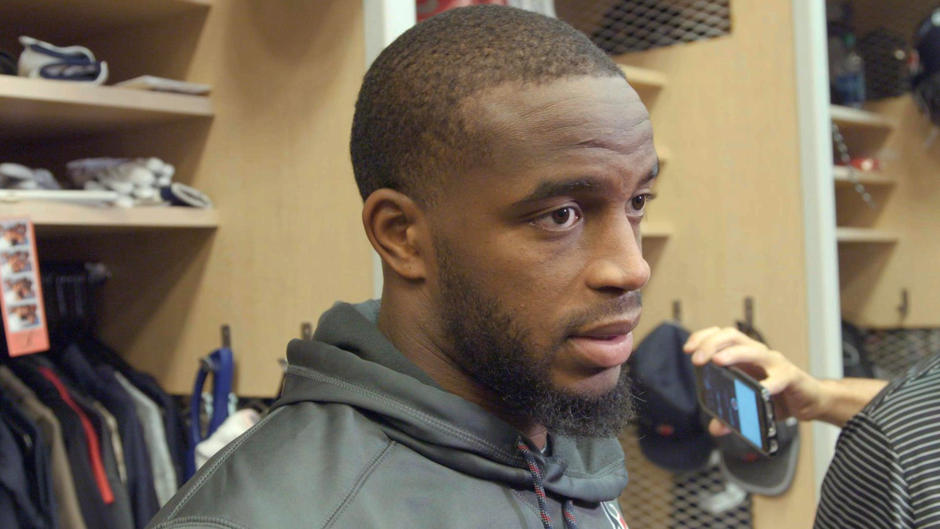 Jackson on Week 1: 'Time to get to it... It's a great opportunity for us.'  ��: https://t.co/ny5L53kAz2 https://t.co/FcuJsh1xSD