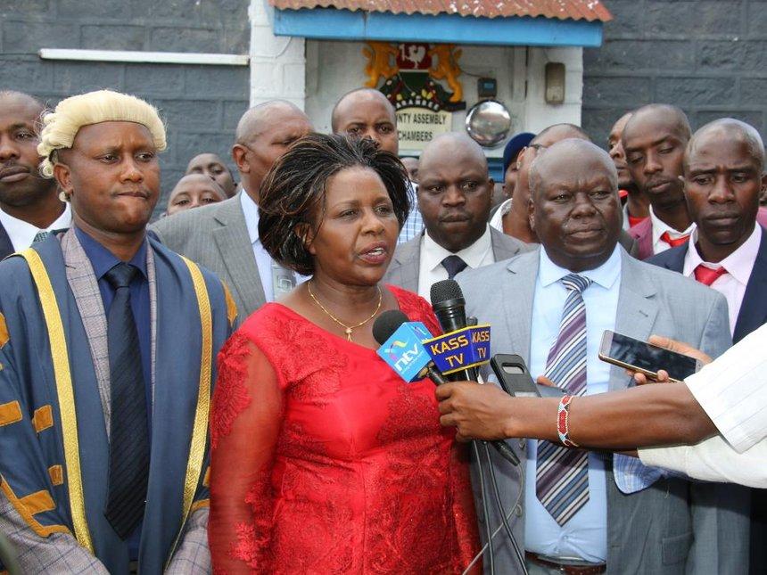 You will get zero votes in Bomet, Laboso tells Raila