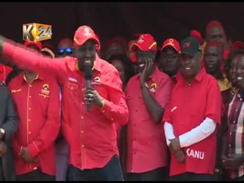 Isaac Ruto, MP Johanna Ng'eno to back Kenyatta in repeat polls