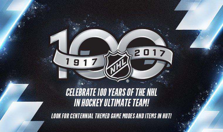 Find the #NHL100 Centennial Set in #NHL18 now! https://t.co/BNYqTHg7xV