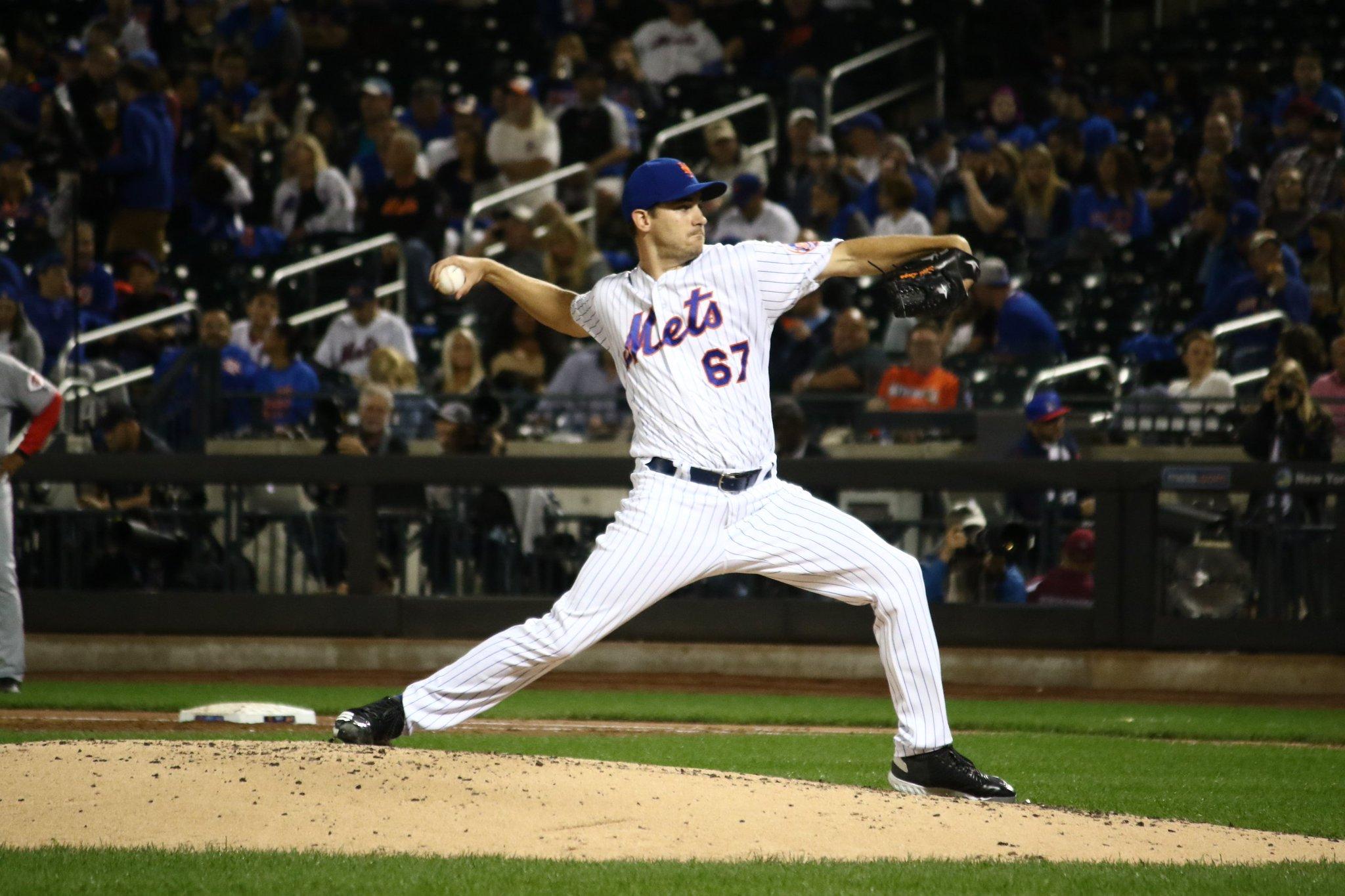 .@seth_lugo through six!   4-0 #Mets! https://t.co/gn6TgQiTln