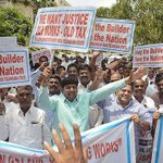Builders want the tax withdrawn