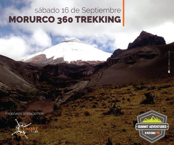 test Twitter Media - Hermoso Trekking Morurco 360! En la base de la cara sur del Cotopaxi! Sábado 10 Septiembre Junto a @karlmtb @TatooAdventureG https://t.co/UWIYgVo0Mf