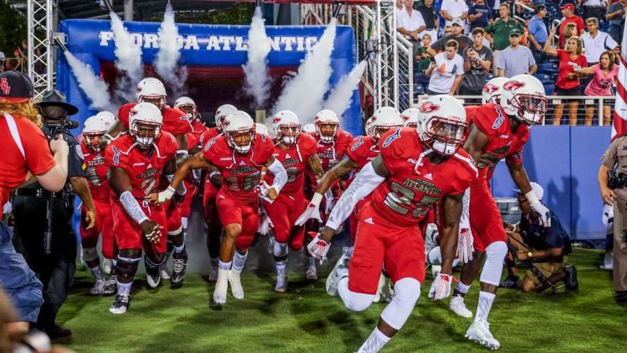 Badgers football: Florida Atlantic set for an extended stay in Madison due to Hurricane Irma