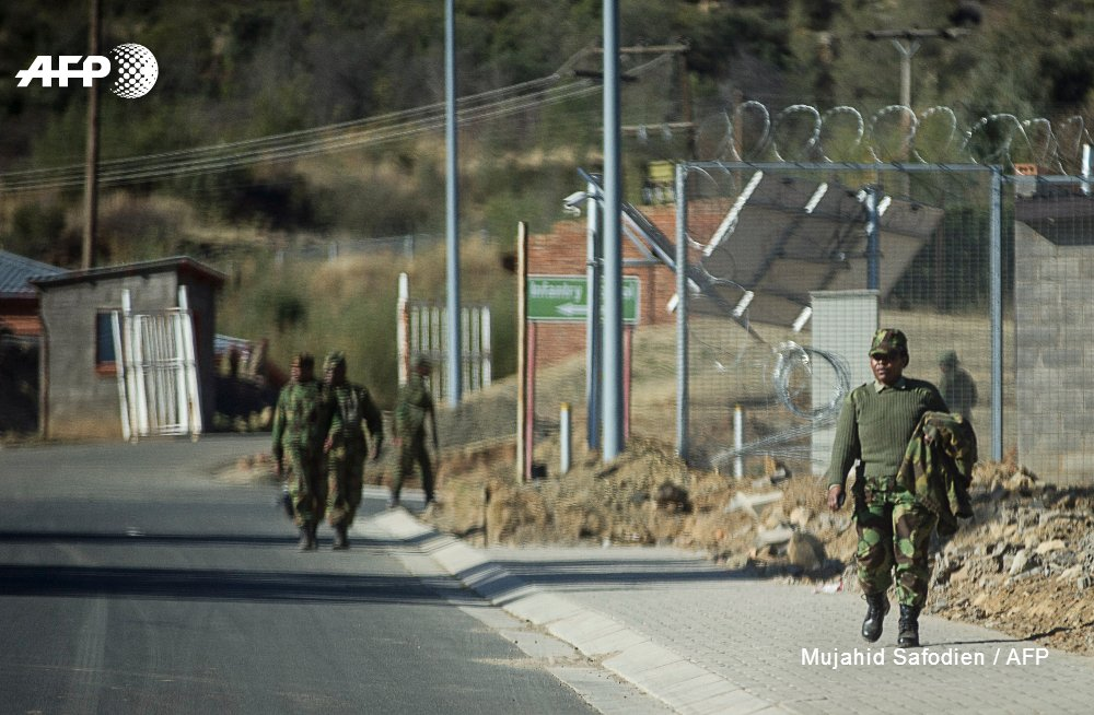 In Lesotho, military and politics make a dangerous mix