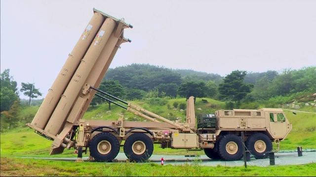 Protest continues in South Korea over anti-missile defence system