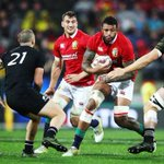 British and Irish Lions lock Courtney Lawes labels All Blacks' fans 'arrogant'