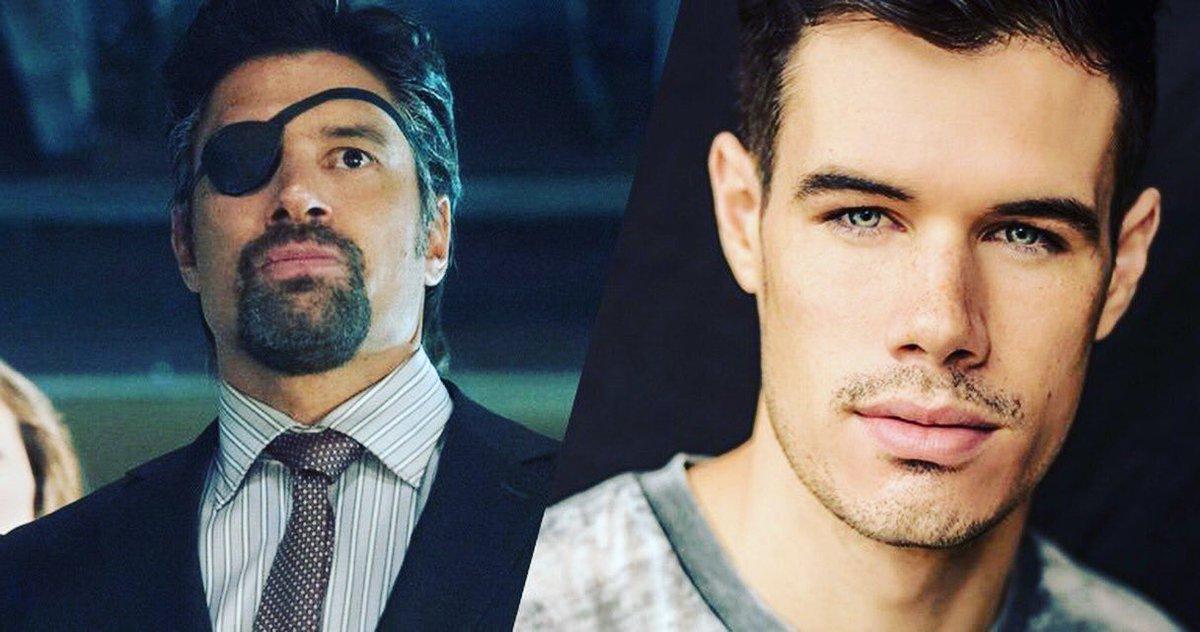 My promise, to my son #Arrow casts Australian Actor Liam Hall @_liamh_ as the son of Deathstroke, Joe Wilson https://t.co/RVcM8Xij4V