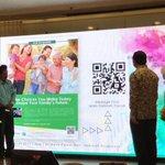 Jamiyah Singapore launches 'War on Diabetes' poster in four languages to raise awareness