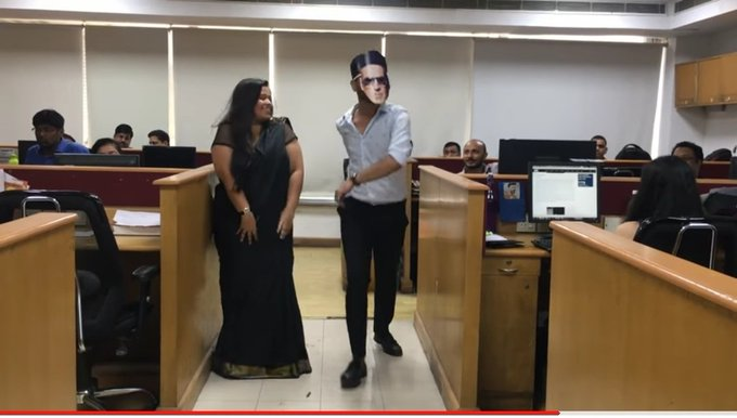 Hindustan Times journalists  Happy Birthday video for Akshay Kumar triggers controversy