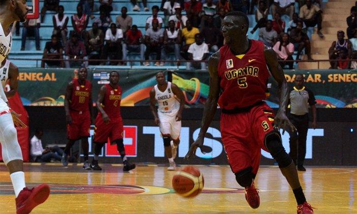 Silverbacks fall short in Angola AfroBasket opener