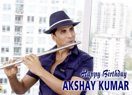 Birthday Akshay  Kumar