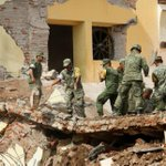 Mexico's strongest quake in 85 years kills over 60 in poor south
