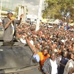 NASA leader Raila Odinga's South Rift campaign left in limbo