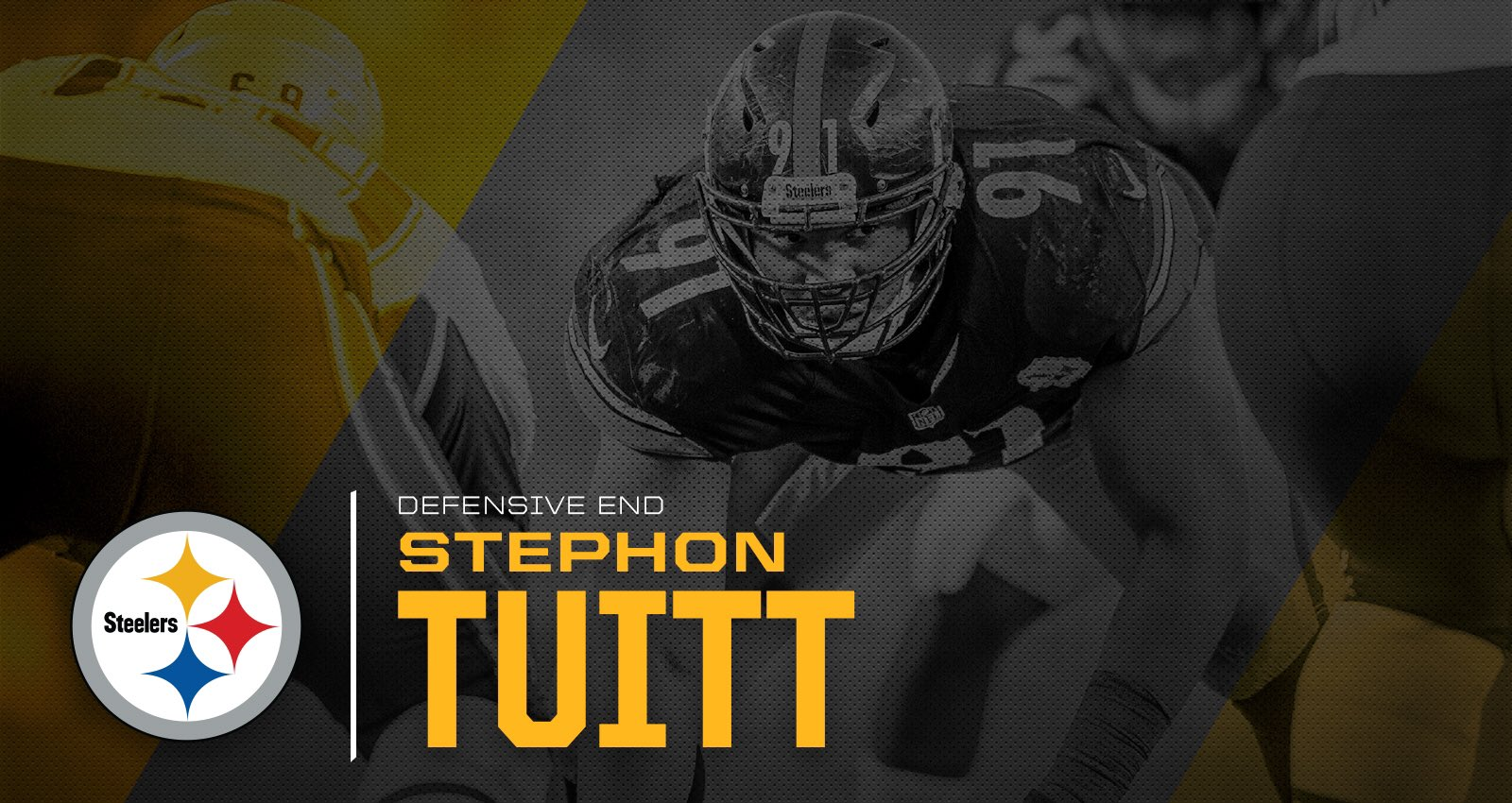 We have signed DE Stephon Tuitt to a new six-year deal through the 2022 season.  MORE: https://t.co/DrJme92k0f https://t.co/wZs4wZKOV6