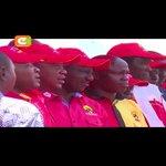 Rais Kenyatta awaongoza wanaJubilee kujinadi bonde la Ufa