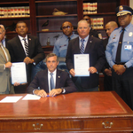 Carney signs legislation increasing protections for COs in Delaware