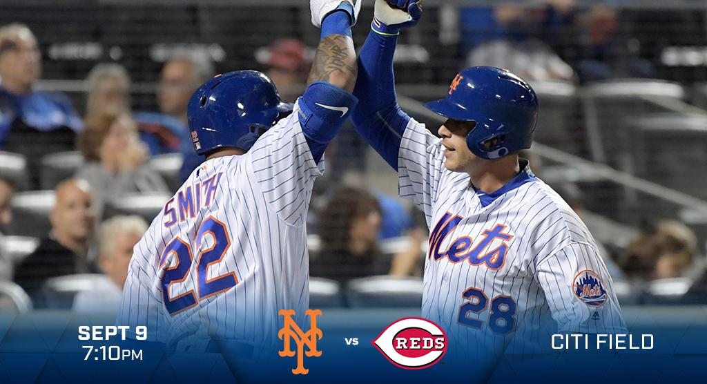 We take on Cincinnati tonight at @CitiField.  �� ➡️ @PIX11 �� ➡️ @WOR710, WAXQ-104.3 HD 2 �� ➡️ https://t.co/uqpfGbs83K https://t.co/gV8HRonJUJ