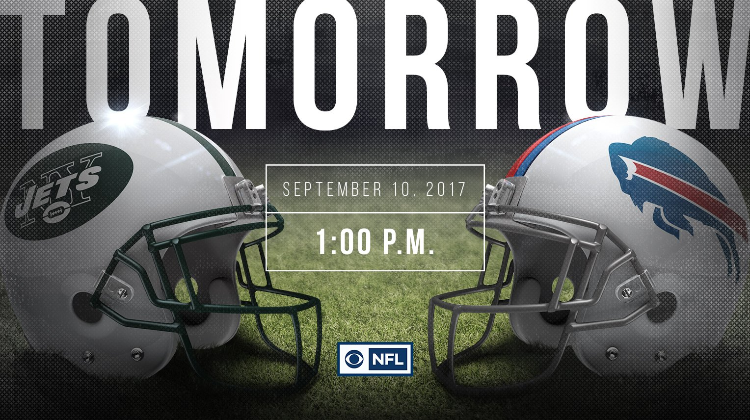 The season begins TOMORROW.  #NYJvsBUF: https://t.co/gyXJKl3gQs https://t.co/a35TBo1fiu