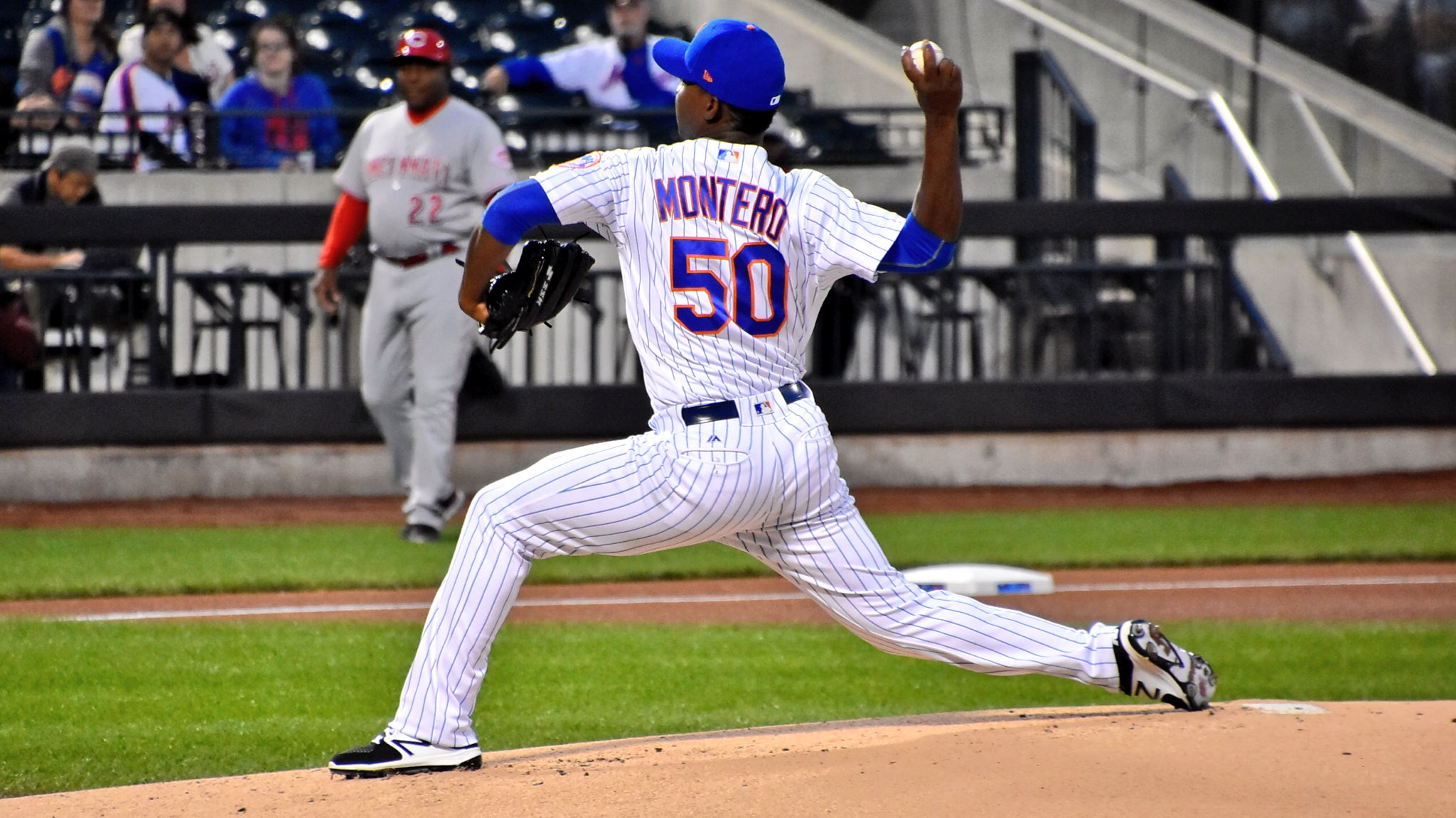 ������  Coming out dealing! Montero retires them quickly in the 1st. https://t.co/HbtbDB6f2K